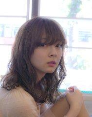 【kamiya】透明感のあるブルーベージュ☆