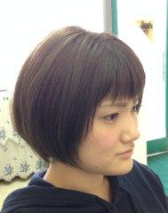 ☆前髪短めボブスタイル☆