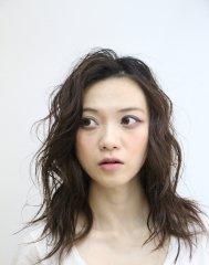 【ALBA大橋】外国人風ウェットウエーブ☆