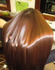 髪質改善エステカラー