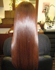 リピート90%似合わせカット+髪質改善M3D縮毛矯正