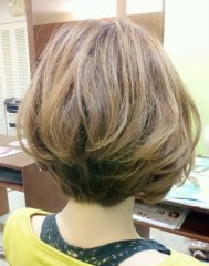 【hair's curare】リッチボブ