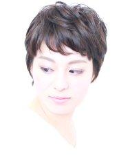 大人のためのショートヘアー☆
