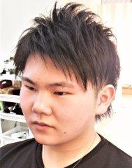 彼氏にしてほしいヘア☆オーダーが多い2ブロックベリーショート