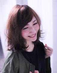 【Wish Hair】Aライン*カジュアルカール