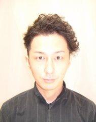 【Saibu】 メンズスタイル ツーブロックウエーブ