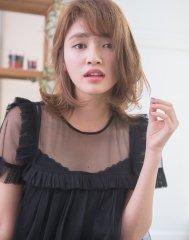 ☆グレージュミディ☆