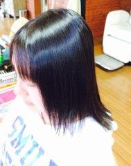 美ら髪ストレート☆