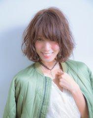 【Cenote 松本弘大】 ラフさが可愛い小顔ボブ☆