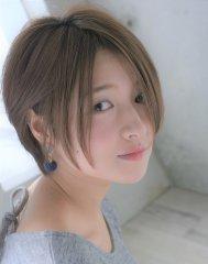 大人綺麗なショートヘア ☆
