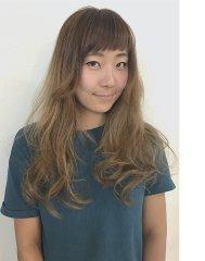 【soy-kufu】外国人風!グラデーションカラー