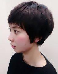 カジュアル大人ショート☆