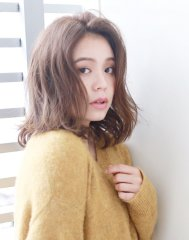 [MARIS]愛され柔らかセミディー☆