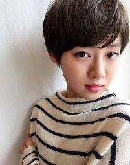 【sourire 阿部野】ベリーショート、ベリーマット、韓流
