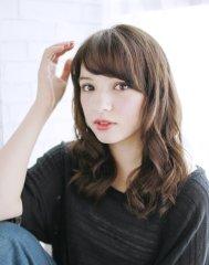 【hair lover air】 カジュアルラフウェーブ