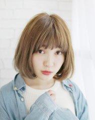 【hair lover air】愛されふんわりボブ