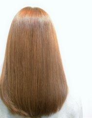 『髪質改善』ストレート