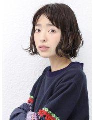 セミウェット ボブ   【jena】 担当  堀川 彩