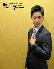 【男髪】スーツが似合うビジネススタイル