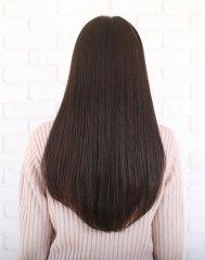 【髪質改善専門サロン璃宮】サラツヤストレート