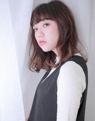 ミディアム×ラベンダーアッシュ by Mai
