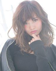 マーメイドアッシュ【miel hair 新宿3号店】
