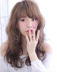 Milk Teeth★☆西本真也 外国人風◆姫カット