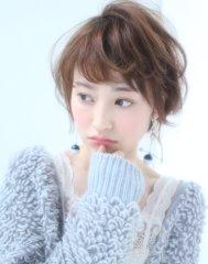 パーソナルカラー☆彡タンバルモリ束感ショート