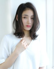 【Rose】外ハネ×ニュアンスミディアム★★
