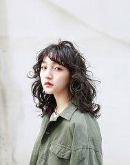 【A.r.s hair】柔らかラフパーマ セミロング