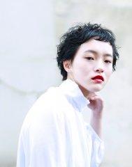 【A.r.s hair】マニッシュショートパーマ