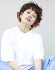 【A.r.s hair】マニッシュショート