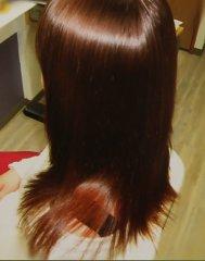 美髪・ぷるんと潤う縮毛矯正