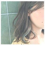 最高級イルミナカラー!! OCEAN × NUDE