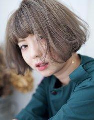 【fio フィオ】 外国人風カラー 透明感アッシュ