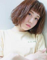 DECO RYO 夏のモテ髪ボブ