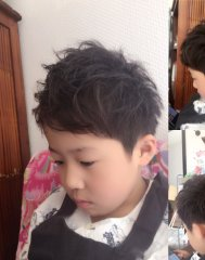 aoyama Kid's CUT