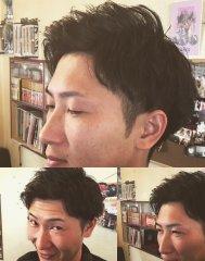 aoyama Men's CUT 3