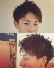 aoyama Men's CUT 4