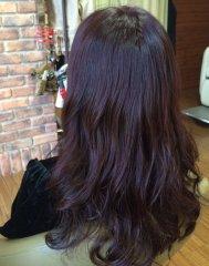 美ら髪カラー