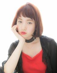 【Euphoria】小顔なラフボブスタイル担当 渋谷