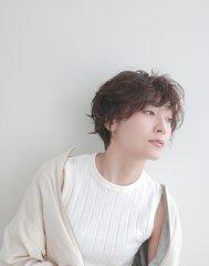 【recouter】ユニセックスなショート.