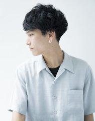 【BREEN原宿】マッシュパーマスタイル