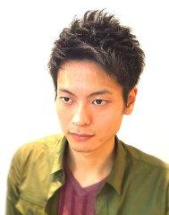 MEN'S HAIR☆ 横顔もキレイに見せるデザインカット!