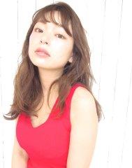 Beach girl long♪(ハニーヘア)【Libera
