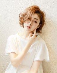 【Ars hair】大人かわいいミディアムスタイル