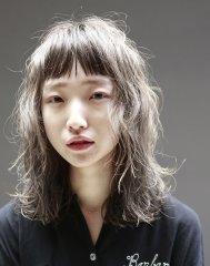 【A.r.s hair】柔らかニュアンスパーマ