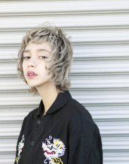 【A.r.s hair】外国人風ハイトーンカラー