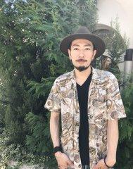 釜野井 弘規  Hiroki Kamanoi