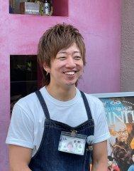 板宿店店長 天井ノリキ